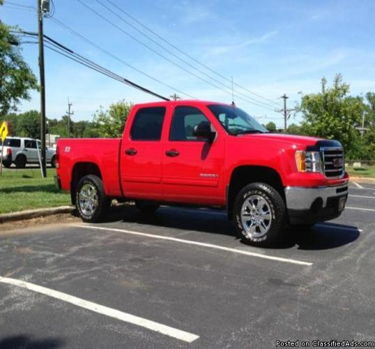 2012 gmc sierra 1500 for sale in greensboro north carolina classified. Black Bedroom Furniture Sets. Home Design Ideas