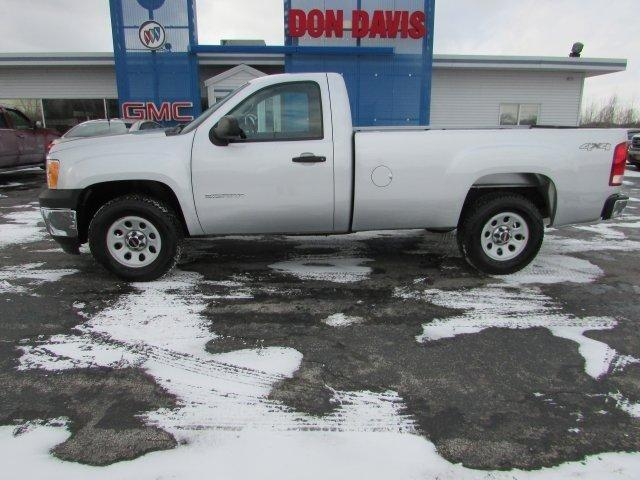 2012 gmc sierra 1500 work truck albion ny for sale in albion new york classified. Black Bedroom Furniture Sets. Home Design Ideas
