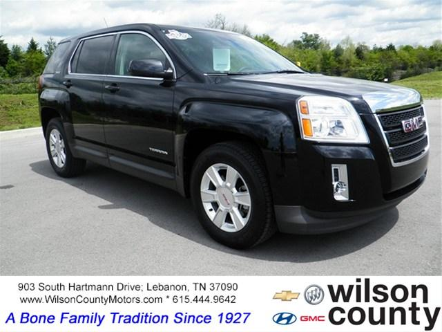 2012 gmc terrain sle 2 4dr suv for sale in lebanon tennessee classified. Black Bedroom Furniture Sets. Home Design Ideas