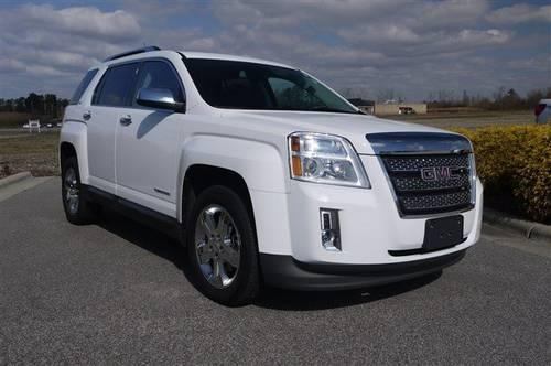 2012 gmc terrain sport utility slt 2 with sunroof leather for sale in wilson north carolina. Black Bedroom Furniture Sets. Home Design Ideas