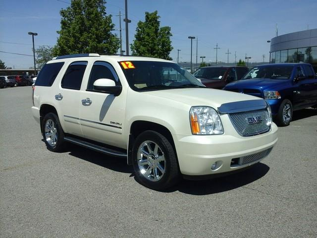2012 gmc yukon denali awd denali 4dr suv for sale in spokane washington classified. Black Bedroom Furniture Sets. Home Design Ideas
