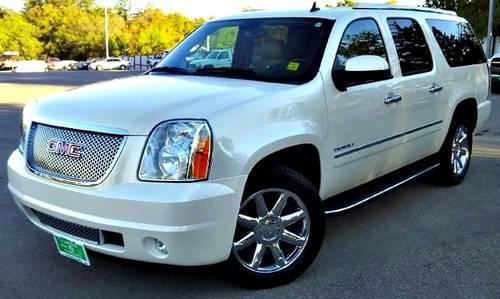 2012 Gmc Yukon Xl Suv Awd 4dr 1500 Denali For Sale In Ardmore Oklahoma Classified