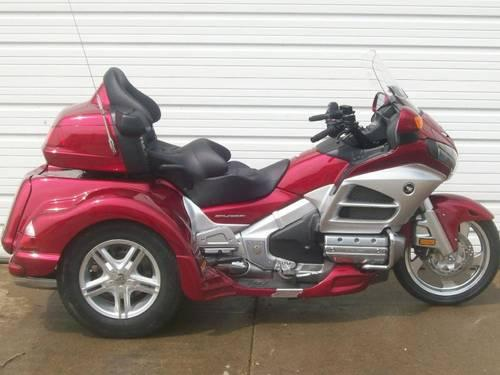 2012 Goldwing Monarch 11 Trike for Sale in Junius, South Dakota