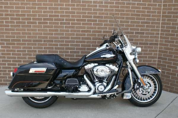 2012 Harley-Davidson Road King for Sale in Red River Army Depot ...