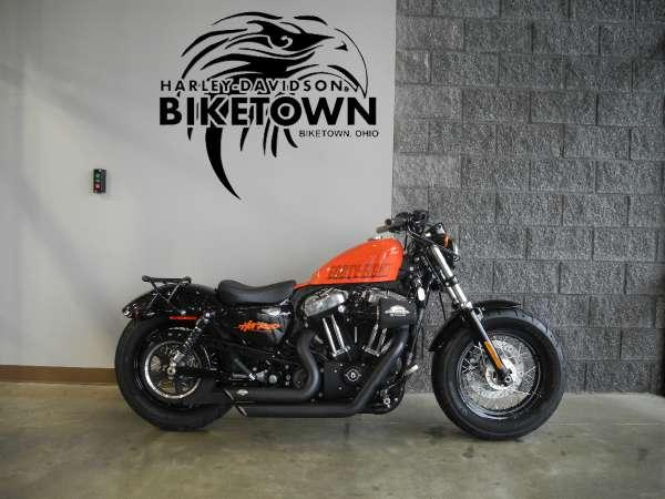 2012 Harley-Davidson Sportster Forty-Eight for Sale in