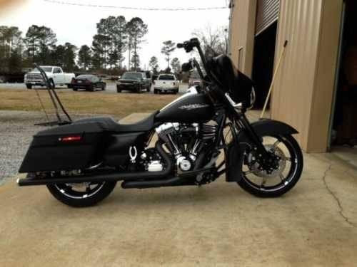 2012 Harley Davidson Street Glide Touring in Semmes, AL