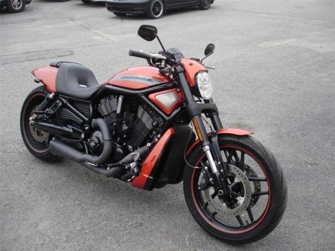 2012 Harley Davidson V Rod Night Rod Special: 2012 Harley Davidson VRSCDX V Rod Night Rod Special For