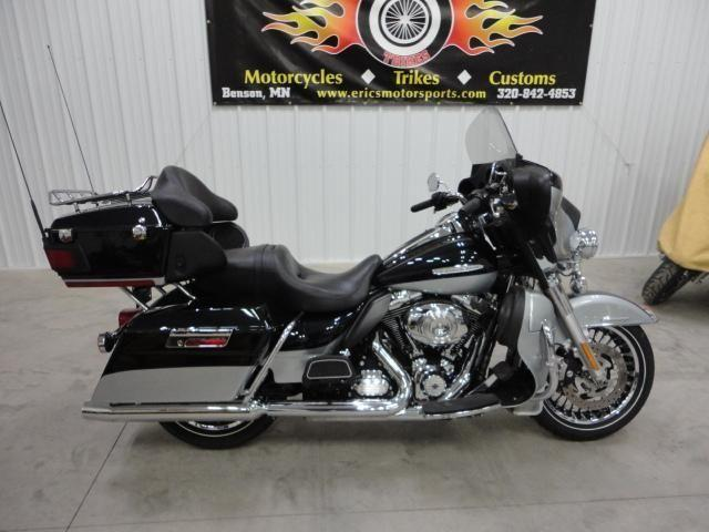 2012 harley heritage softail classic low mile motorcycle for sale in benson minnesota
