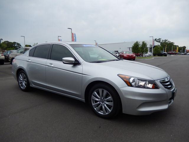 2012 Honda Accord 2 4 Ex L Titusville Fl For Sale In