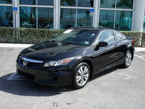 2012 Honda Accord 2 Dr Coupe Lx S For Sale In Miami