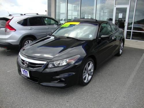 2012 Honda Accord 2D Coupe EX-L for Sale in Staunton ...