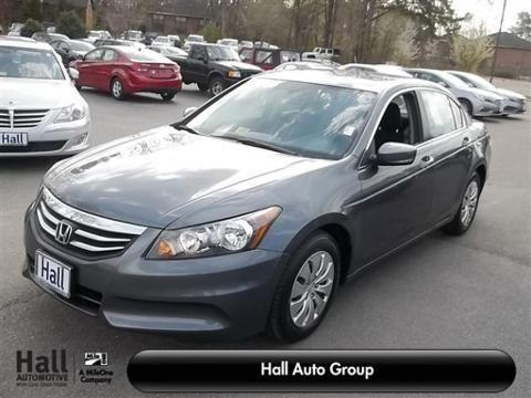 2012 Honda Accord 4 Door Sedan For Sale In Newport News