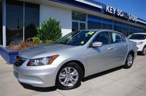 2012 honda accord 4 door sedan for sale in leesburg florida classified. Black Bedroom Furniture Sets. Home Design Ideas