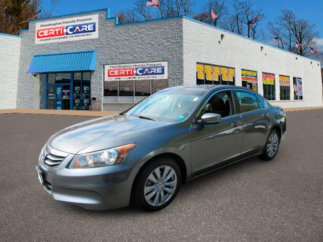 2012 Honda Accord EX EX 4dr Sedan 5A