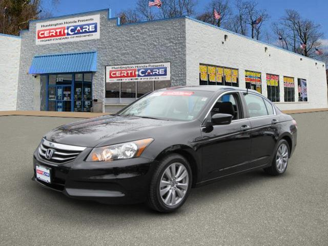 2012 Honda Accord EX-L EX-L 4dr Sedan