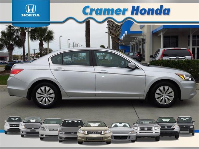 2012 honda accord lx 4dr sedan 5a for sale in venice for Venice honda used cars