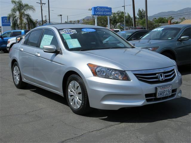 2012 honda accord lx 4dr sedan lx for sale in san fernando. Black Bedroom Furniture Sets. Home Design Ideas