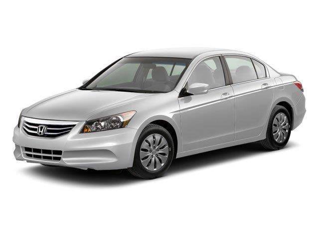 2012 Honda Accord LX LX 4dr Sedan 5A
