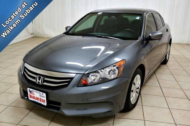 2012 honda accord lx lx 4dr sedan 5a for sale in massillon. Black Bedroom Furniture Sets. Home Design Ideas