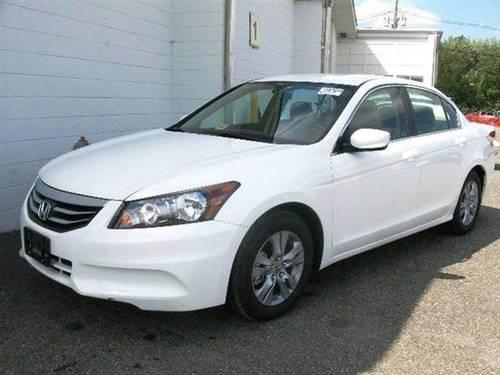 2012 Honda Accord Lx P Sedan 4d For Sale In Lionshead Lake