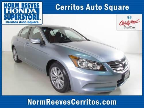 2012 HONDA Accord Sdn Sedan 4dr I4 Auto EX