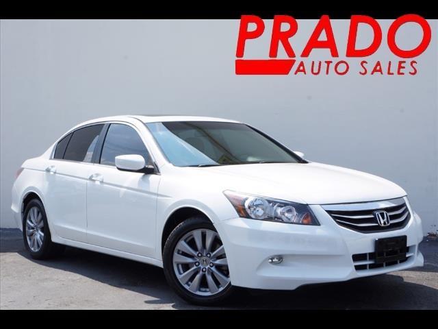 2012 Honda Accord Sedan 4dr V6 Auto Ex L For Sale In Miami