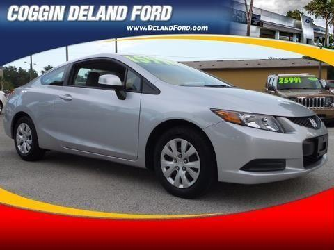 2012 HONDA CIVIC 2 DOOR COUPE