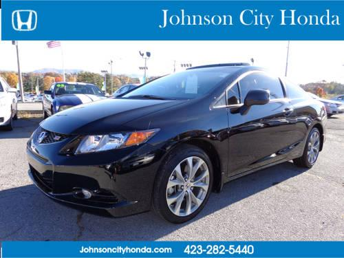 2012 honda civic 2 dr coupe si for sale in johnson city tennessee classified. Black Bedroom Furniture Sets. Home Design Ideas