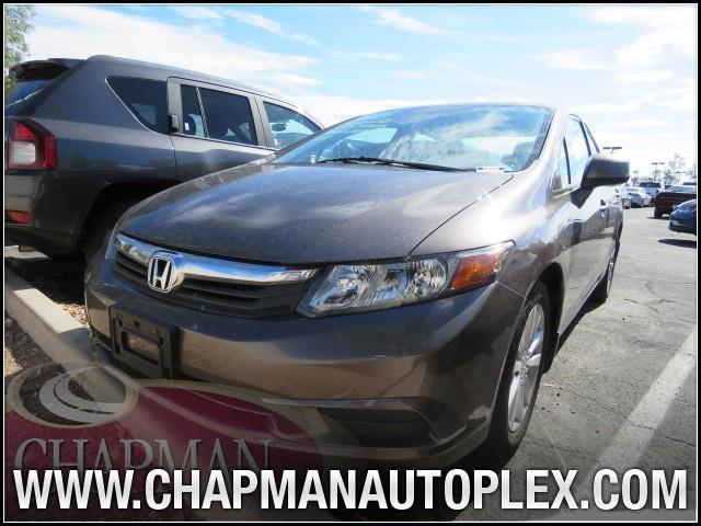 2012 Honda Civic EX EX 4dr Sedan