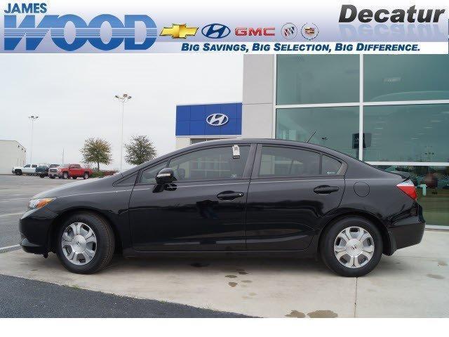 2012 Honda Civic Hybrid Hybrid 4dr Sedan For Sale In