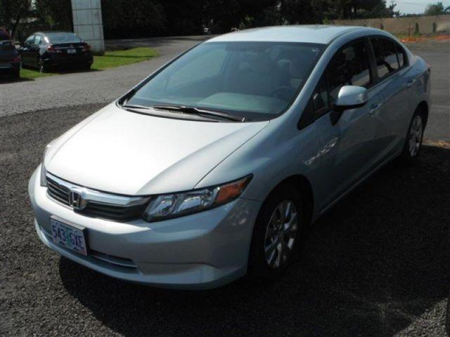 2012 honda civic lx for sale in mcminnville oregon classified. Black Bedroom Furniture Sets. Home Design Ideas