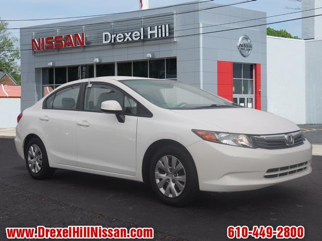 2012 Honda Civic LX Drexel Hill, PA