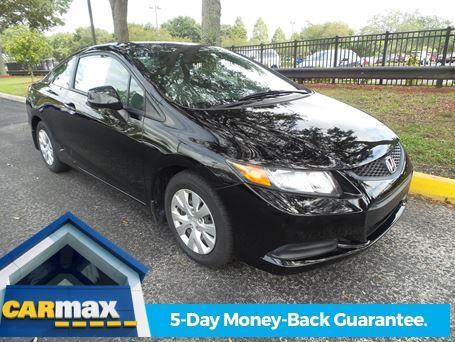 2012 Honda Civic LX LX 2dr Coupe 5A