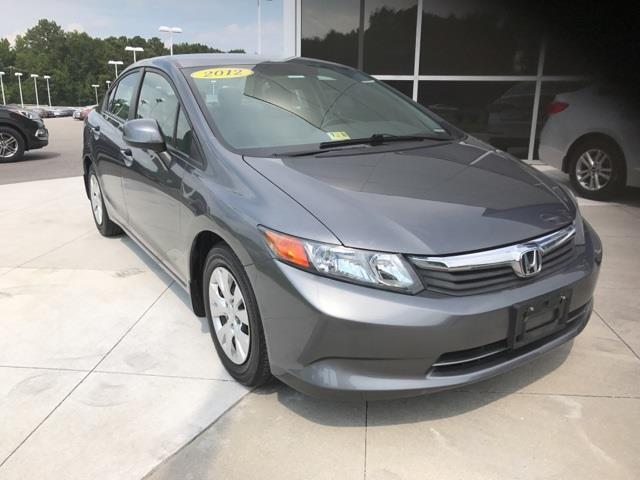 2012 honda civic lx lx 4dr sedan 5a for sale in chester. Black Bedroom Furniture Sets. Home Design Ideas