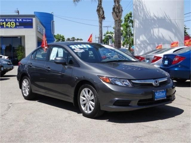 2012 honda civic sdn sedan 4dr auto ex l for sale in van nuys california classified. Black Bedroom Furniture Sets. Home Design Ideas