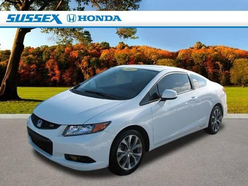 2012 honda civic si coupe for sale in fredon new jersey classified. Black Bedroom Furniture Sets. Home Design Ideas