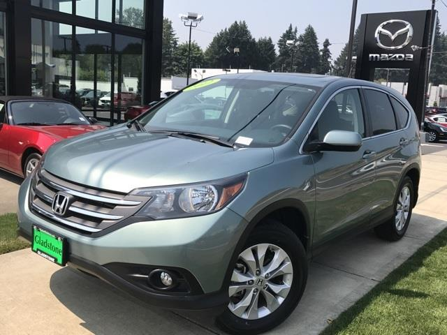 2012 honda cr v ex awd ex 4dr suv for sale in gladstone oregon classified. Black Bedroom Furniture Sets. Home Design Ideas