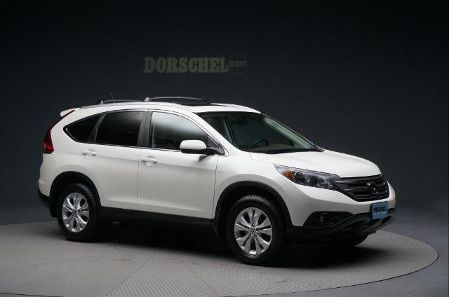2012 honda cr v ex l awd ex l 4dr suv for sale in for Honda large suv