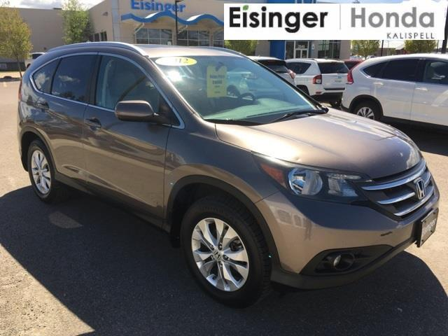 2012 Honda CR-V EX-L AWD EX-L 4dr SUV for Sale in ...