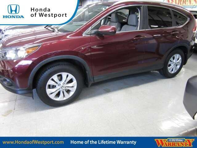 2012 Honda CR-V EX-L EX-L 4dr SUV