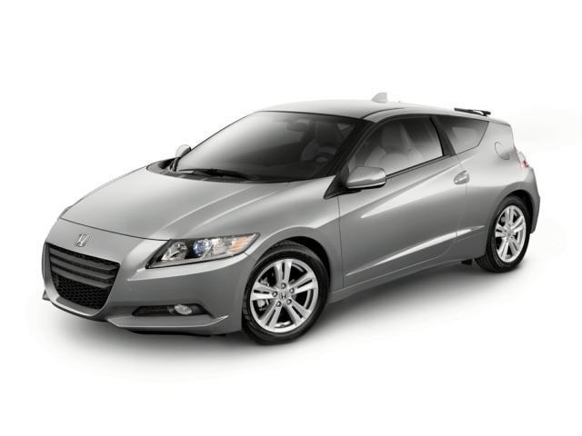 2012 Honda CR-Z EX EX 2dr Hatchback CVT