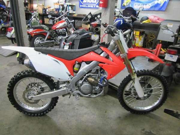 Crf250r for sale in california autos post for Honda dealership santa barbara