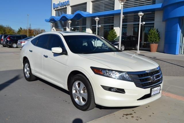 2012 honda crosstour 4dr car ex for sale in burleson texas classified. Black Bedroom Furniture Sets. Home Design Ideas