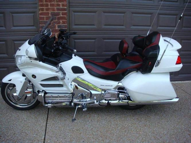 2012 Honda Gold Wing for Sale in Knoxville, Tennessee Classified : AmericanListed.com