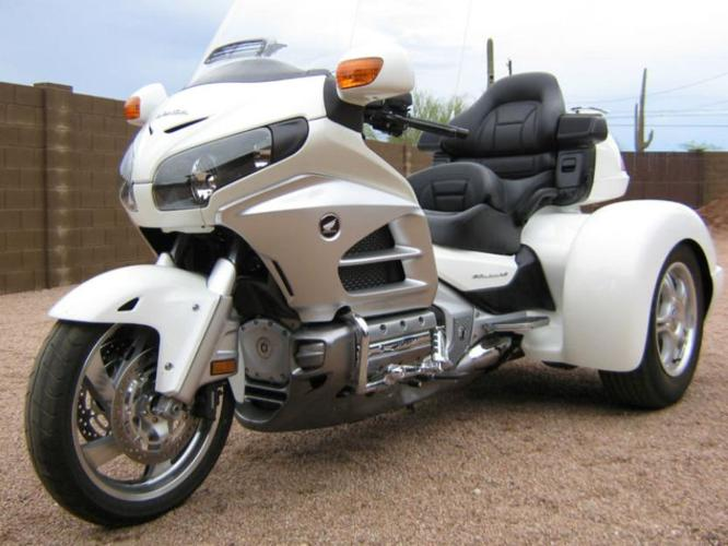 2012 honda goldwing 1800 trike for sale in phoenix. Black Bedroom Furniture Sets. Home Design Ideas