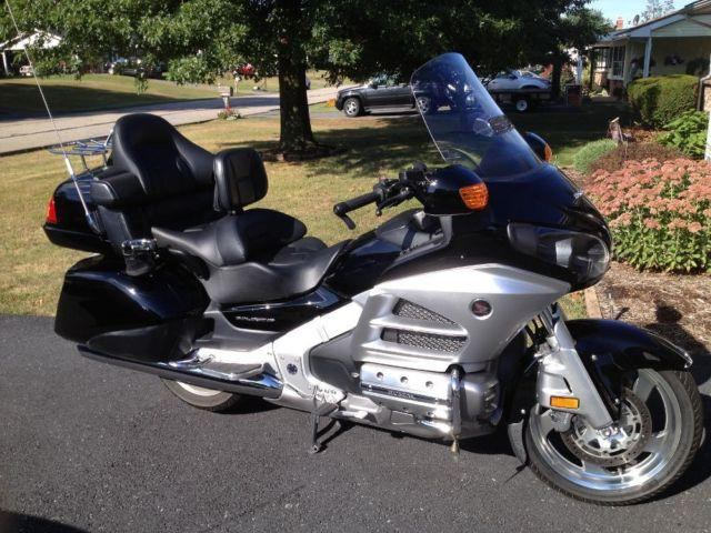 2012 honda goldwing 2012 motorcycle in elizabethville pa 4234031692 used motorcycles on. Black Bedroom Furniture Sets. Home Design Ideas