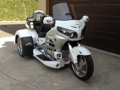 2012 Honda GOLDWING Trike Motortrike