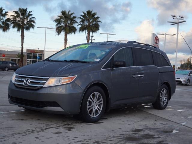 2012 Honda Odyssey EX EX 4dr Mini-Van
