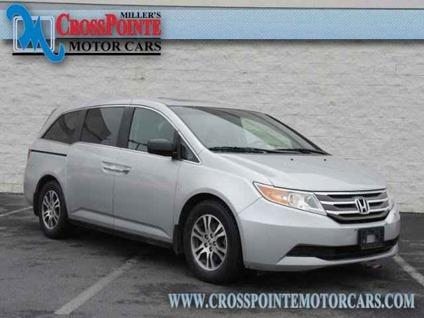 2012 honda odyssey ex l for sale in winchester virginia classified. Black Bedroom Furniture Sets. Home Design Ideas