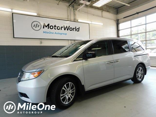 2012 Honda Odyssey Ex L Ex L 4dr Mini Van For Sale In